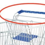 Ever Notice The Loops On Shopping Carts? Well, This Is Why They Are There!